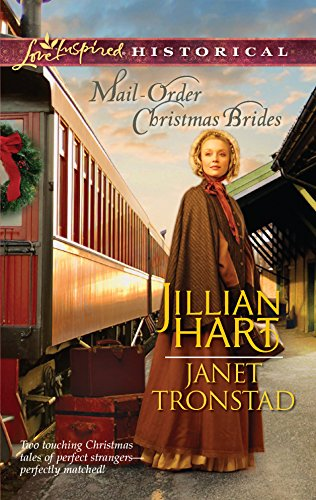 9780373828951: Mail-Order Christmas Brides: Her Christmas Family\Christmas Stars for Dry Creek (Love Inspired Historical)