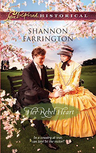 9780373828982: Her Rebel Heart (Love Inspired Historical)
