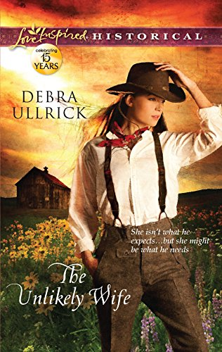 9780373829026: The Unlikely Wife (Love Inspired Historical)