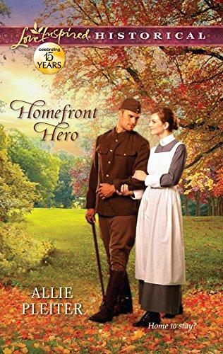 9780373829163: Homefront Hero (Love Inspired Historical)