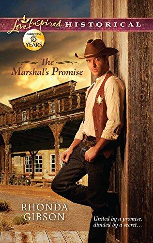 9780373829187: The Marshal's Promise (Love Inspired Historical)