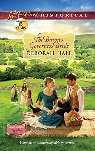 9780373829200: The Baron's Governess Bride (Love Inspired Historical)