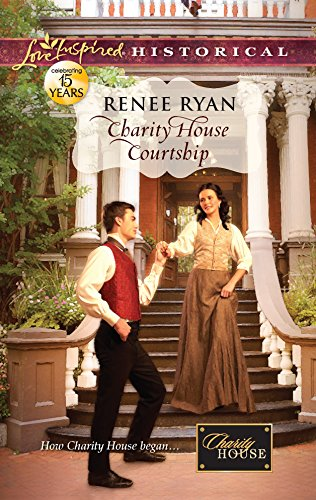 9780373829279: Charity House Courtship (Love Inspired Historical)