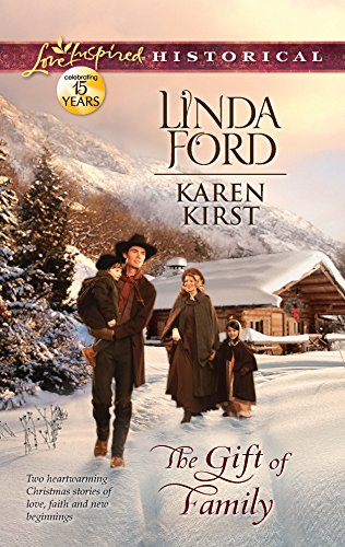 The Gift of Family: Merry Christmas, Cowboy\Smoky Mountain Christmas (Love Inspired Historical): ...