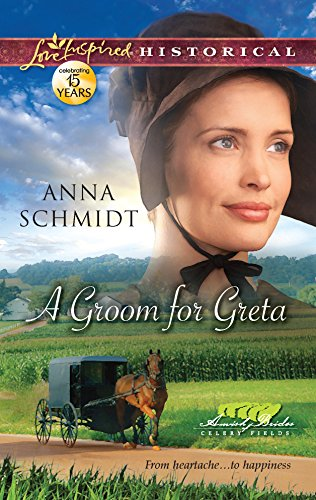 9780373829361: A Groom for Greta (Amish Brides of Celery Fields)