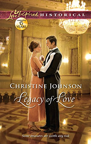 9780373829415: Legacy of Love (Love Inspired Historical)
