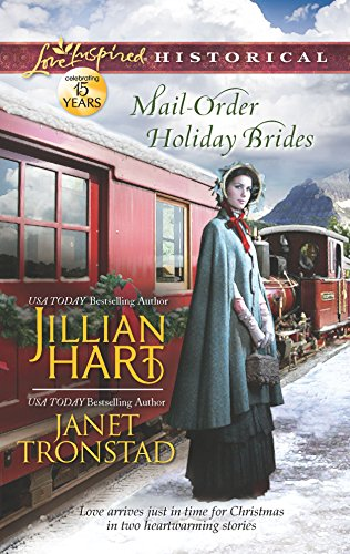 9780373829439: Mail-Order Holiday Brides: Home for Christmas\Snowflakes for Dry Creek (Love Inspired Historical)