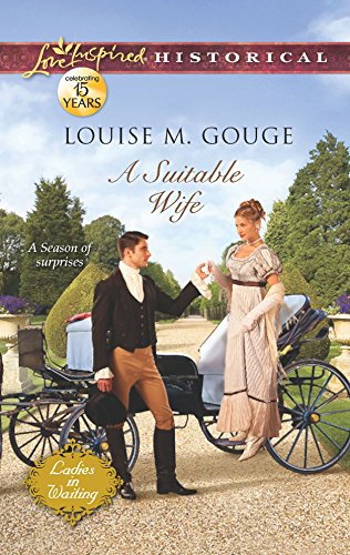 A Suitable Wife (Love Inspired Historical): Gouge, Louise M.