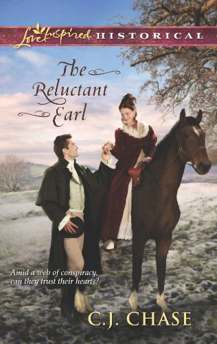 9780373829538: The Reluctant Earl (Love Inspired Historical)