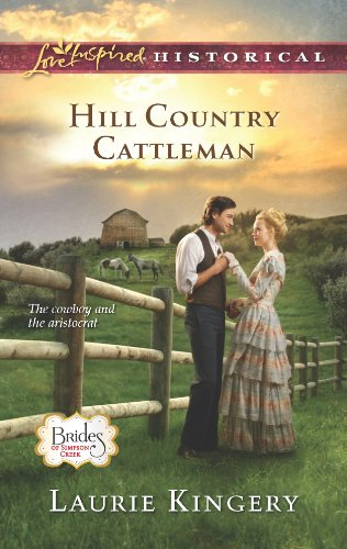9780373829651: Hill Country Cattleman (Brides of Simpson Creek)