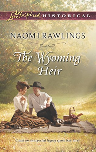 9780373829972: The Wyoming Heir (Love Inspired Historical)