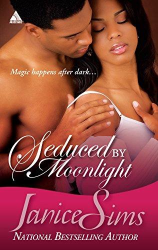 Seduced by Moonlight (Arabesque): Sims, Janice