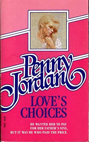 9780373832279: Love's Choices