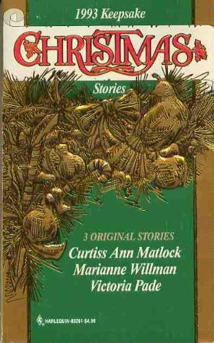 1993 KEEPSAKE CHRISTMAS STORIES