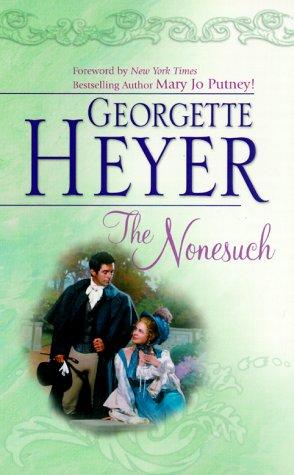 9780373834440: Nonesuch (Regency Romance)