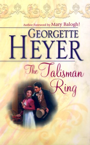 9780373834471: The Talisman Ring
