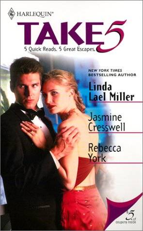 9780373835041: Take 5, Volume #8 - Riveting Love Stories: Part of the Bargain/ Undercover/ Free Fall/ Bayou Moon/ Trial by Fire