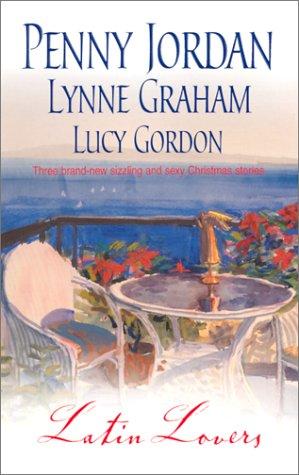 Latin Lovers : The Christmas Eve Bride: Penny Jordan, Lynne