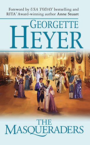 The Masqueraders (9780373836062) by Heyer, Georgette