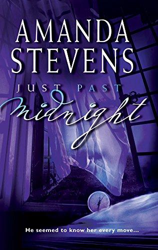 Just Past Midnight (Harlequin Romance): Amanda Stevens
