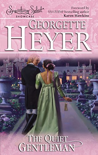 The Quiet Gentleman: Heyer, Georgette
