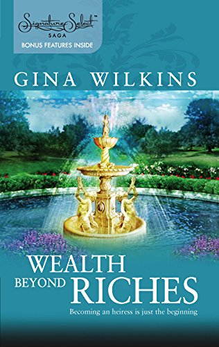 9780373836857: Wealth Beyond Riches (Harlequin Signature Select)