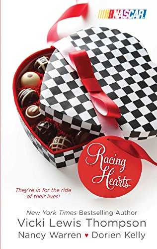 9780373837403: Racing Hearts: A Calculated Risk\An Outside Chance\This Time Around (NASCAR Library Collection)