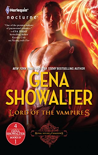 9780373837724: Lord of the Vampires: 4-In-1 (Royal House of Shadows)
