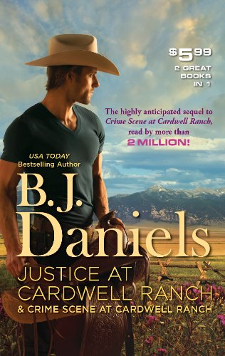 Justice at Cardwell Ranch & Crime Scene at Cardwell Ranch: Justice at Cardwell Ranch\Crime ...