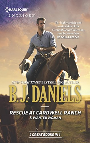 9780373837991: Rescue at Cardwell Ranch & Wanted Woman: An Anthology (Cardwell Cousins)