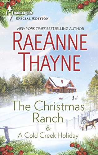 9780373838066: The Christmas Ranch & A Cold Creek Holiday (The Cowboys of Cold Creek)
