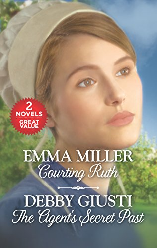 9780373838141: Courting Ruth and The Agent's Secret Past (Hannah's Daughters)