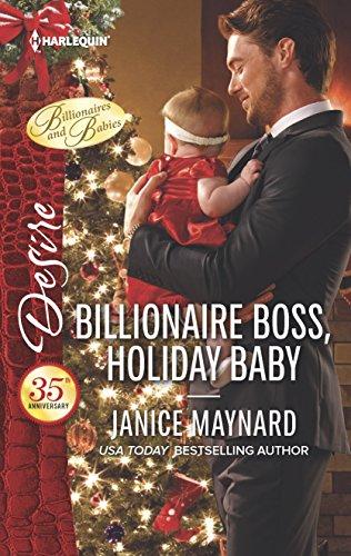 Billionaire Boss, Holiday Baby (Billionaires and Babies): Janice Maynard