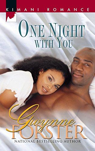 9780373860081: One Night With You (Kimani Romance)
