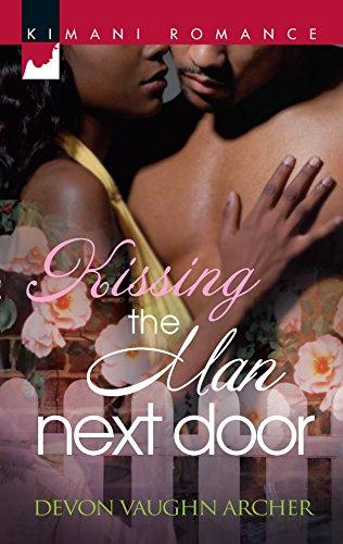 9780373861156: Kissing The Man Next Door (Kimani Romance)