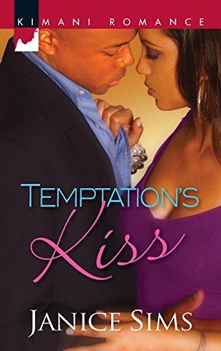 Temptation's Kiss (Kimani Romance): Sims, Janice