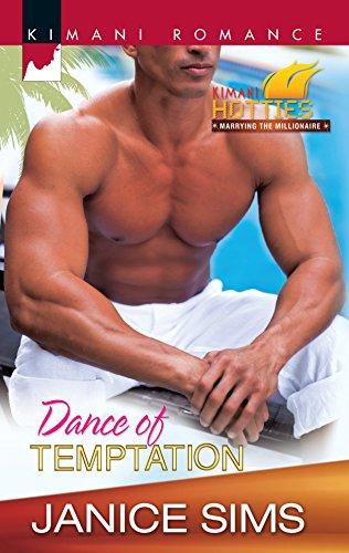 Dance of Temptation (Kimani Romance): Janice Sims