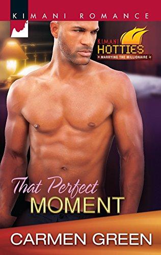 9780373862221: That Perfect Moment (Kimani Hotties)