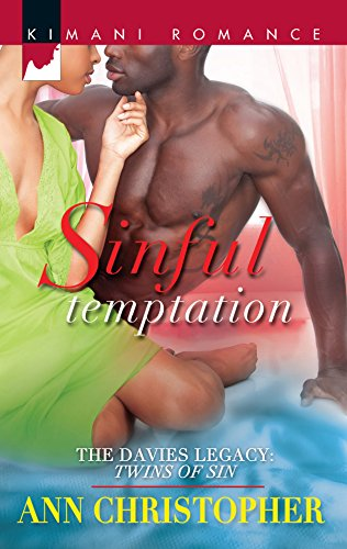 9780373862498: Sinful Temptation (The Davies Legacy)