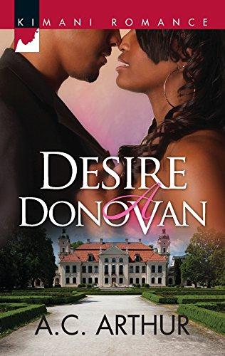 9780373862627: Desire a Donovan (The Donovans)