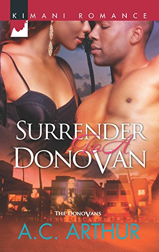 9780373862764: Surrender to a Donovan (The Donovans)