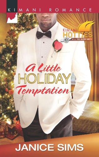 A Little Holiday Temptation (Kimani Hotties): Sims, Janice