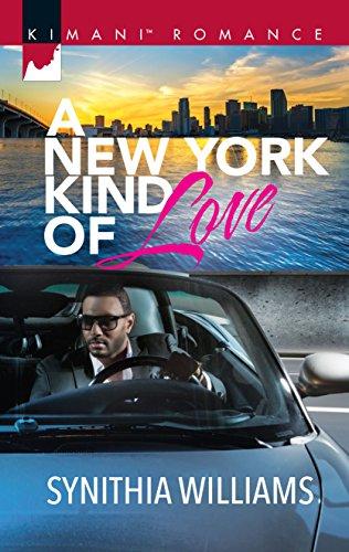 9780373864362: A New York Kind of Love (Kimani Romance)
