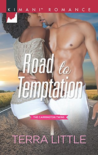 9780373864843: Road to Temptation (The Carrington Twins)