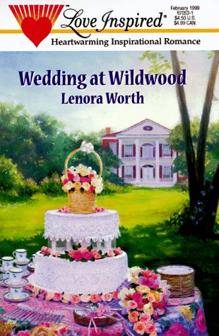 9780373870530: Wedding at Wildwood (Love Inspired #53)