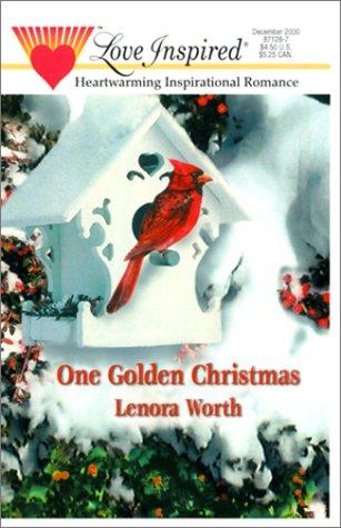 9780373871285: One Golden Christmas (Love Inspired #122)