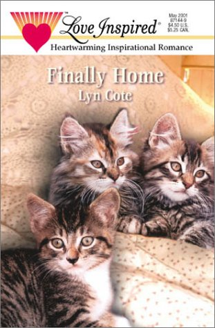 Finally Home (Bountiful Blessings Series #1) (Love Inspired #137): Cote, Lyn