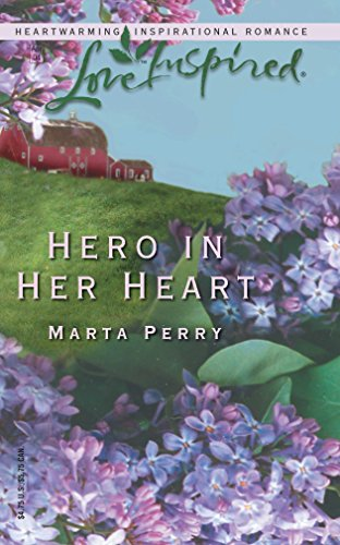Hero in Her Heart : The Flanagans (Love Inspired Romance #249): Perry, Marta