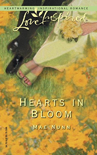 9780373872640: Hearts in Bloom (Love Inspired #254)