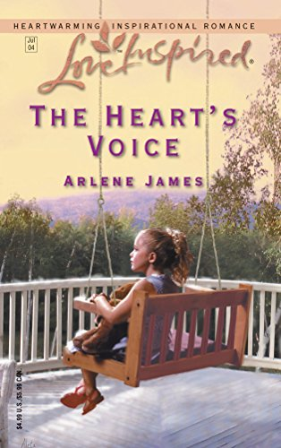 9780373872718: The Heart's Voice (Love Inspired #261)